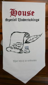 Special Undertakings: Archives, special ventures