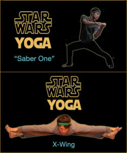 What yoga looks like...in my mind...\m/