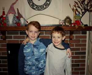 The twinling GingerBrynns