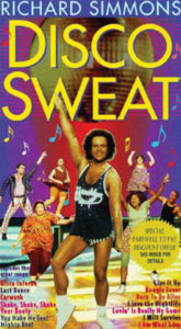 ...because disco sweat is way cooler than regular sweat...