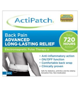 Long lasting pain relief